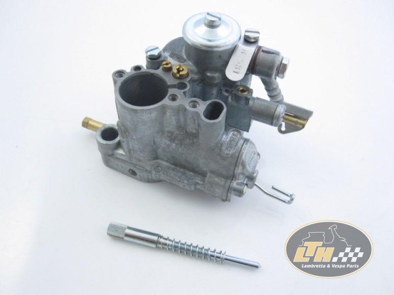 Carb SI SI les gicleurs de ralenti Vergaser-Dellorto-Si-24-24-E-oGetrenntschm-Vespa-PX200-Rally_b3