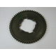 Gear wheel 1st 58 teeth Vespa PV, V50, PK
