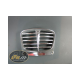 Horn cover polished alloy Lambretta Li3