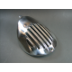 Horn grill big polished Lambretta Li2