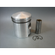 Piston 52.0mm 2nd oversize Lambretta Cento