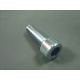 Screw allen M6x16mm galvanized