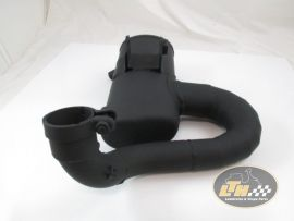 Exhaust Pinasco Touring Vespa PX200, Rally200