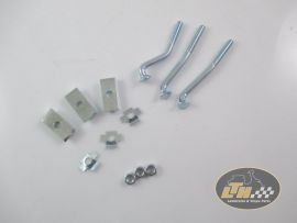 Tie rod kit for toolbox Scootopia Lambretta Li1, Li2