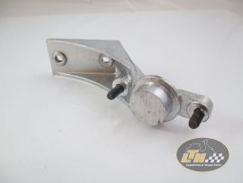 Spare wheel holder 8 inch closed rim alloy silver Vespa VNA, VNB, VBA