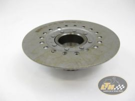 Clutch Gear Cog 22/26 teeth, for standard primary 65 teeth, DRT Ø 108mm, clutch: Ø 115mm Vespa 200 Rally, P200E, PX200 E, Lusso ->`94, Cosa 1 200