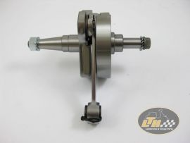 Crankshaft 62/110/16 Pinasco Competizione ultra long stroke rotary induction Vespa PX200