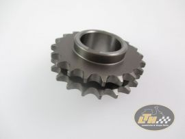 Front sprocket 20 teeth (Ital.) Lambretta Li1, Li2, Li3, LiS, SX, TV, GP & dl