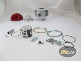 Cylinder kit 135cc Parmakit SP09 ovale racing 58/97 central spark alloy Vespa PV, PK125