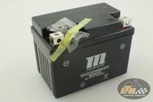 Batterie & Elektrostarter