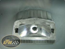 Rear light alloy polished Lambretta GP/dl