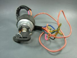 Ignition switch with battery Lambretta