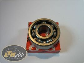 "Bearing 6301 ""SKF or FAG"" 12x37x12 side shaft Vespa PX 80, VNA, VNB, VBA, VBB"