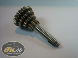 Side shaft standard 10/14/18/22 Vespa PK, PV, V50