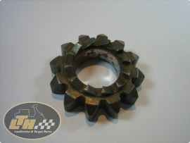 Kickstarterritzel 12-12 20,5mm Vespa PX