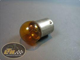 Indicator bulb yellow/ orange 12V 10W