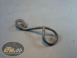 Clip for cables in handlebar Lambretta
