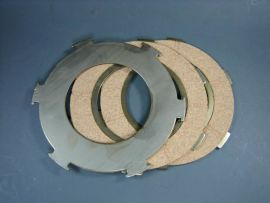 Clutch 3-plates (ital.) Vespa PX80-150, Sprint