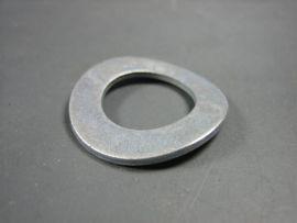 Lock washer M16 brake drum & shocker zinced Lambretta