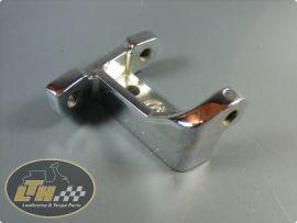 Adjustment block chrome Lambretta