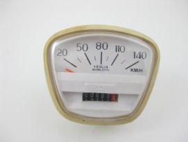 Tachometer 140 km/h 2. Wahl Lambretta LiS, SX