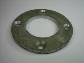Plate crankshaft bearing alloy Lambretta