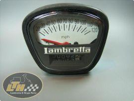 Tachometer 120 mp/h