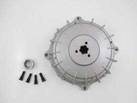 Rear brake drum Lambretta Li3, LiS, SX, TV, GP & dl