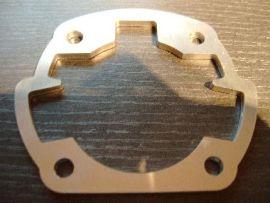Fußdichtung 5mm Alu Vespa T5