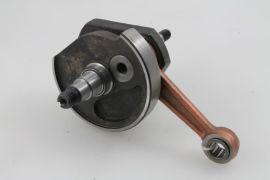 Kurbelwelle 43/87/12mm 19/20mm Konus standard Vespa V50, PK50S