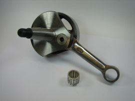 """Crankshaft 51/97/15mm 20/20mm cone """"Race"""" Vespa PK125XL"""