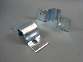 Ständerbleche Haltebleche Hauptständer (Paar) Vespa PV, V50, Sprint