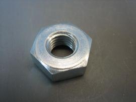 Nut M9x1.25 side shaft PX, rear shocker Vespa