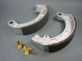 """Brake shoes 10 inch rear """"RMS"""" Vespa PV, V50"""