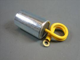 Kondensator 20x32mm ohne Lasche 1 Kabel Vespa