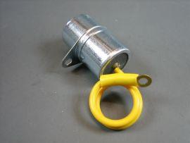 Kondensator 20x32mm mit Lasche 1 Kabel Vespa