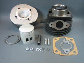"""Cylinder kit """"DR 75ccm 10 Traversi Formula"""" Vespa V50, PK50"""