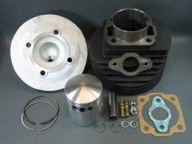 Cylinder kit 133cc DR Vespa PV, V50, PK