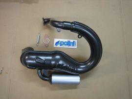 Exhaust Polini left hand Vespa PK50