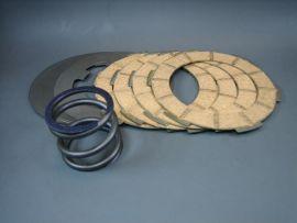 "Clutch plates 4-disc ""Surflex"" complete Vespa PV, V50, PK"