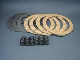 """Clutch plates 4-disc """"Surflex"""" complete Vespa PK XL2"""