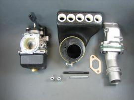 Vergaserkit Polini Membran 24mm 2-Loch Vespa PV
