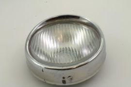 Head Lamp, real glass Lambretta series 2