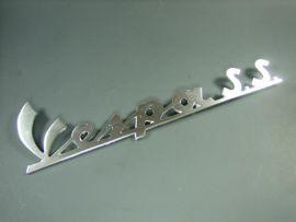 """badge """"Vespa S.S."""" vintage Vespa"""