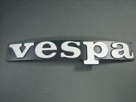 "badge ""vespa"" legshield Vespa PX Lusso"
