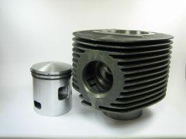 Zylinderkit 200ccm BGM original 12PS Vespa PX200, Rally