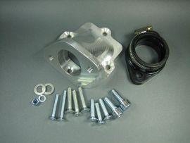 "Ansaugstutzen 35mm ""LTH"" Lambretta TS-1 & Imola"