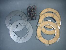 """Clutch complete 3-plates """"Surflex"""" Vespa PX80-150"""