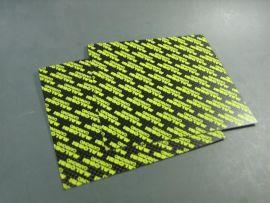 Membranplatte Malossi Carbonio 100x100mm 0,3mm