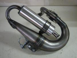 Exhaust PM40EV Vespa PV, V50, PK